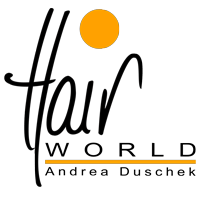 logo hairworld schwarme